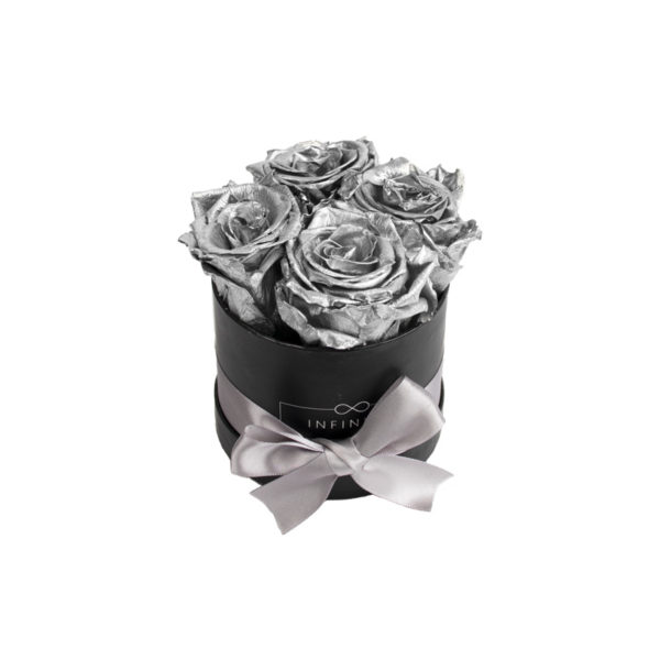 Produktbild Infinity Small Silver schwarze Box
