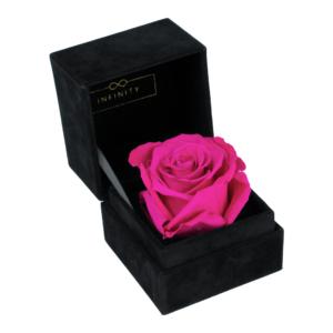 Single Velvet Hot Pink Produktbild