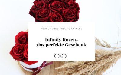 Infinity Rosen – Das perfekte Geschenk