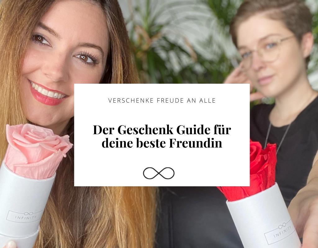 Der Geschenk Guide für deine beste Freundin